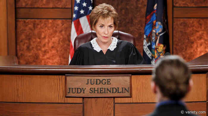 'Judge Judy' Will End After 25 Seasons, As Judy Sheindlin Preps New Show - Variety