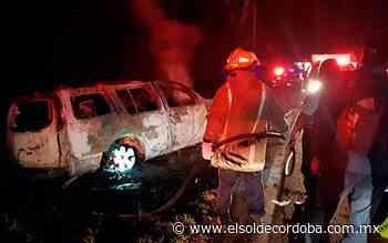 Muere prensado y calcinado empleado de la FGR, en Cosamaloapan - El Sol de Córdoba