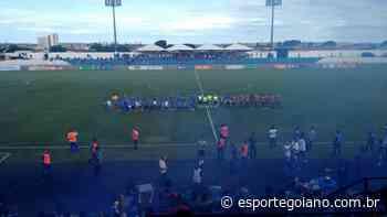 Veja como foi: Goiatuba 3×1 Inhumas – Final da 3º Divisão - Esporte Goiano