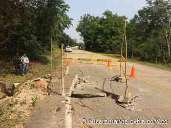 Explosión en vía principal que conduce de Puerto Concordia, Meta a San José del Guaviare - Extra Bucaramanga