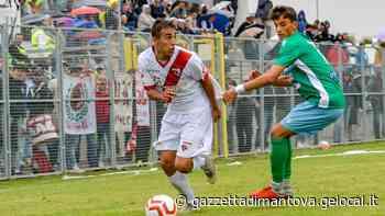 Lentigione-Mantova, 2 a 2 con rammarico - La Gazzetta di Mantova