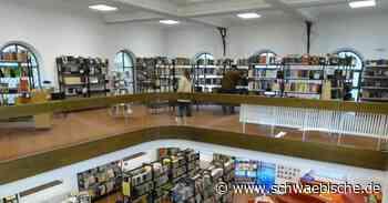 Stadtbibliothek Oberkochen wird saniert - Schwäbische