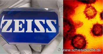 Coronavirus-Fall bei Zeiss in Oberkochen - So ist die Lage auf der Ostalb - Schwäbische