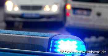 92-jähriger Mann stirbt nach Unfall - Schwäbische