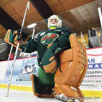Meet Connor Beaupre, the Minnesota Wild's Emergency Backup Goaltender - City Pages