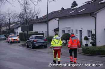 Feuer in Salach - 81-Jähriger stirbt bei Brand in Wohnhaus - Stuttgarter Zeitung