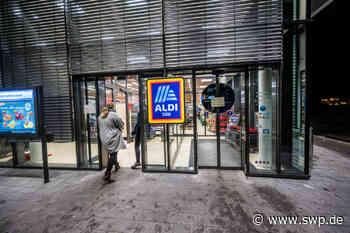 Mäuse bei Aldi in Salach: Filiale ist wieder geöffnet – Aldi entschuldigt sich - SWP
