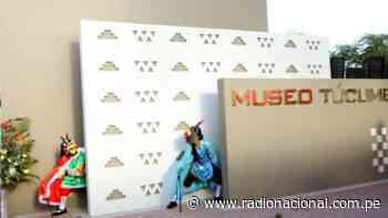 Museo de Sitio Túcume será escenario de jornada internacional - Radio Nacional del Perú