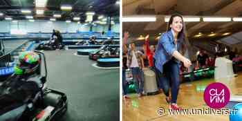 Sortie loisirs : Karting & Bowling Kartland Moissy-Cramayel 3 juillet 2020 - Unidivers