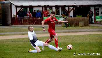 Fußball: Bad Saarow kommt spielerisch zum Heimdreier - Märkische Onlinezeitung