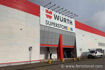 Superstore Würth Stezzano: tutto per l'artigiano, con un occhio al decorativo - www.ferrutensil.com