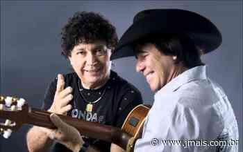 Show de Teodoro e Sampaio é atração deste sábado na Expo Três Barras - JMais
