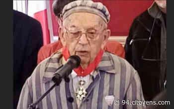 Maisons-Alfort: le résistant déporté Jean Villeret fait commandeur de la Légion d'honneur - 94 Citoyens