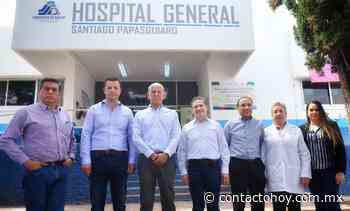 Confirman Ferrer y Aispuro nuevo Hospital en Santiago Papasquiaro - Contacto Hoy