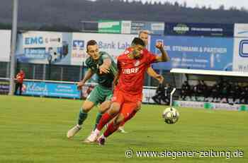 Fußball-Regionalliga Südwest: Ilhan verlängert beim TSV Steinbach Haiger - Siegen - Siegener Zeitung