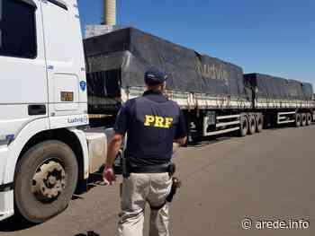 PRF promove Operação Serra Segura nos Campos Gerais - ARede
