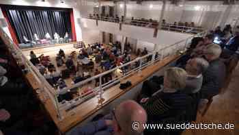 Kommunalwahl in Grasbrunn - Nur die Kandidaten halten Abstand - Süddeutsche Zeitung