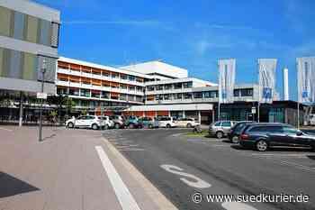 Friedrichshafen/Tettnang: Medizin-Campus Bodensee erlässt generelles Besuchsverbot für sämtliche Stationen der Krankenhäuser in Friedrichshafen, Weingarten und Tettnang - SÜDKURIER Online