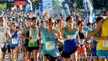 Se suspendió la media maratón de la Ciudad de Mendoza - MDZ Online