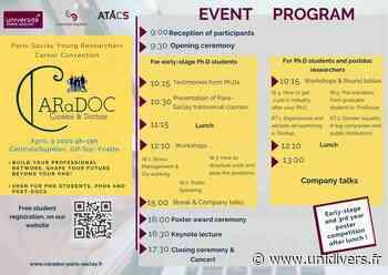 Convention Careers and Doctors CentraleSupélec - Bâtiment Eiffel,Amphi Michelin - Unidivers