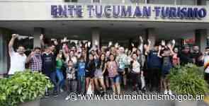 ¡Partió el primer grupo con destino al Cadillal Imperdible! - Ente Tucumán Turismo