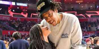 Beyoncé: Herziger Jay Z geniesst Basketball-Spiel mit Blue Ivy - Nau.ch