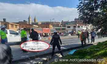 Arrollada muere sobrina del representante H Garzón en Villapinzón,... - Noticias Día a Día
