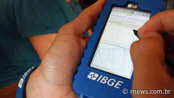 Caieiras tem 94 vagas temporárias abertas para o Censo 2020 do IBGE - RNews