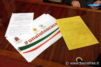 #Unaiutoacasa, a Torrita di Siena servizio in aiuto alle persone in isolamento domiciliare - SienaFree.it