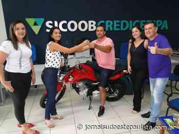 Sicoob Crediceripa de Itaporanga entrega prêmios a Cooperados - Jornal Sudoeste Paulista