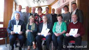 Seniorenbund Eschenau - Gold und Bronze für treue Mitglieder - NÖN.at