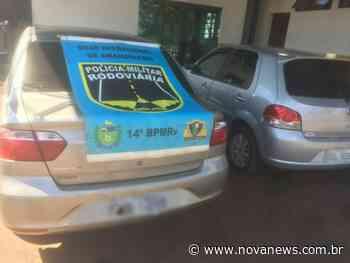 Ivinhema - Policia Militar Rodoviária prende cinco pessoas com 54 tabletes de maconha - Nova News