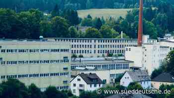 Bayern: Leere Porzellanfabrik stellt Tettau vor Problem - Süddeutsche Zeitung