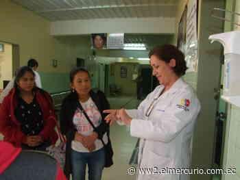 En Sígsig y Gualaceo, algunos habitantes asumen medidas preventivas - El Mercurio (Ecuador)