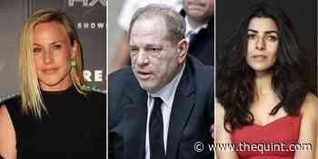Weinstein Verdict: Patricia Arquette, Nimrat Kaur & Others React - The Quint