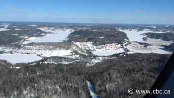 'Enhanced natural recovery' continues at former Steep Rock Mine near Atikokan, Ont. - CBC.ca