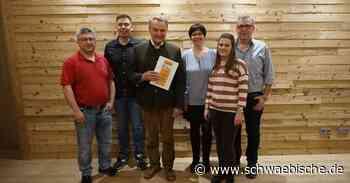 Stadtkapelle Lauchheim verjüngt ihren Vorstand - Schwäbische
