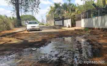 Vecinos de Tinaco denuncian que consumen agua contaminada - El Pitazo