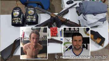 Ladrões mortos em Rosário Oeste são de Campo Novo do Parecis - Josuel Sat