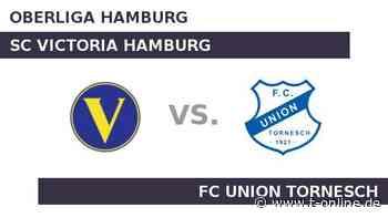 SC Victoria Hamburg gegen FC Union Tornesch: Victoria daheim eine Macht - t-online.de