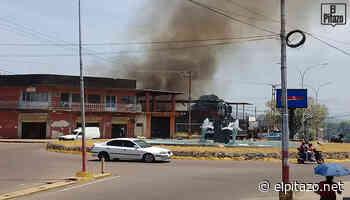 Incendios forestales y quemas indiscriminadas generan ola de humo en Puerto Ayacucho - El Pitazo