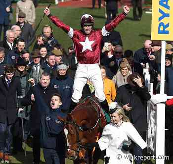 Samcro beats Melon in photo finish to win Marsh Novices' Chase - Wink Report