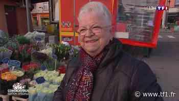 Un marché à Hagondange bondé de personnes âgées malgré la consigne du gouvernement - TF1