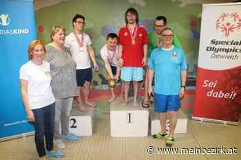 Behindertensport: Landesmeisterschaften im Schwimmen in Eisenstadt - Eisenstadt - meinbezirk.at