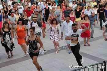 « Rueda en la calle » rassemblement salsa Andernos-les-Bains 13 juin 2020 - Unidivers