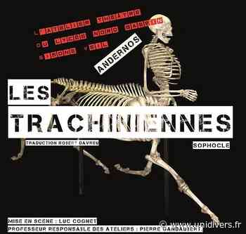 Atelier théâtre Andernos-les-Bains 27 mai 2020 - Unidivers