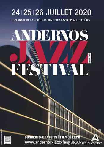 Andernos Jazz Festival Andernos-les-Bains 24 juillet 2020 - Unidivers