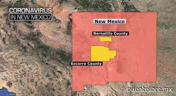 Confirman 2 casos de coronavirus en el condado de Socorro - Puente Libre La Noticia Digital