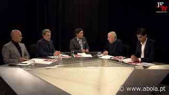 Carlos Barbosa é convidado do «JOGO ECONÓMICO» (19h05) - A Bola