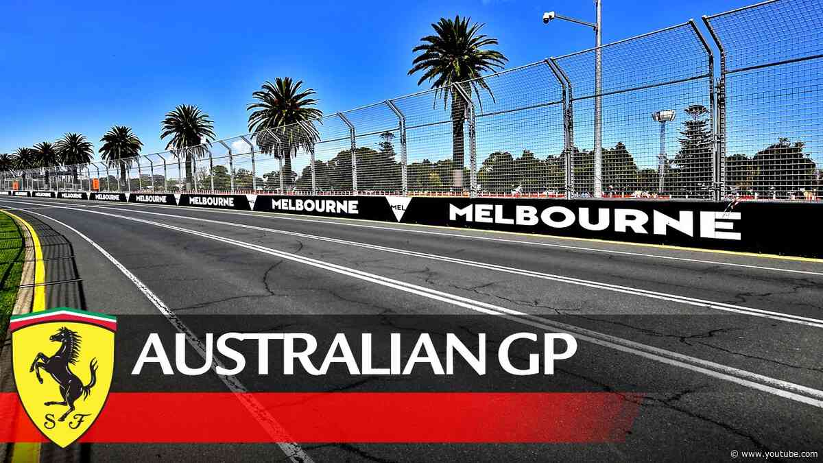 Australian Grand Prix Preview - Scuderia Ferrari 2020